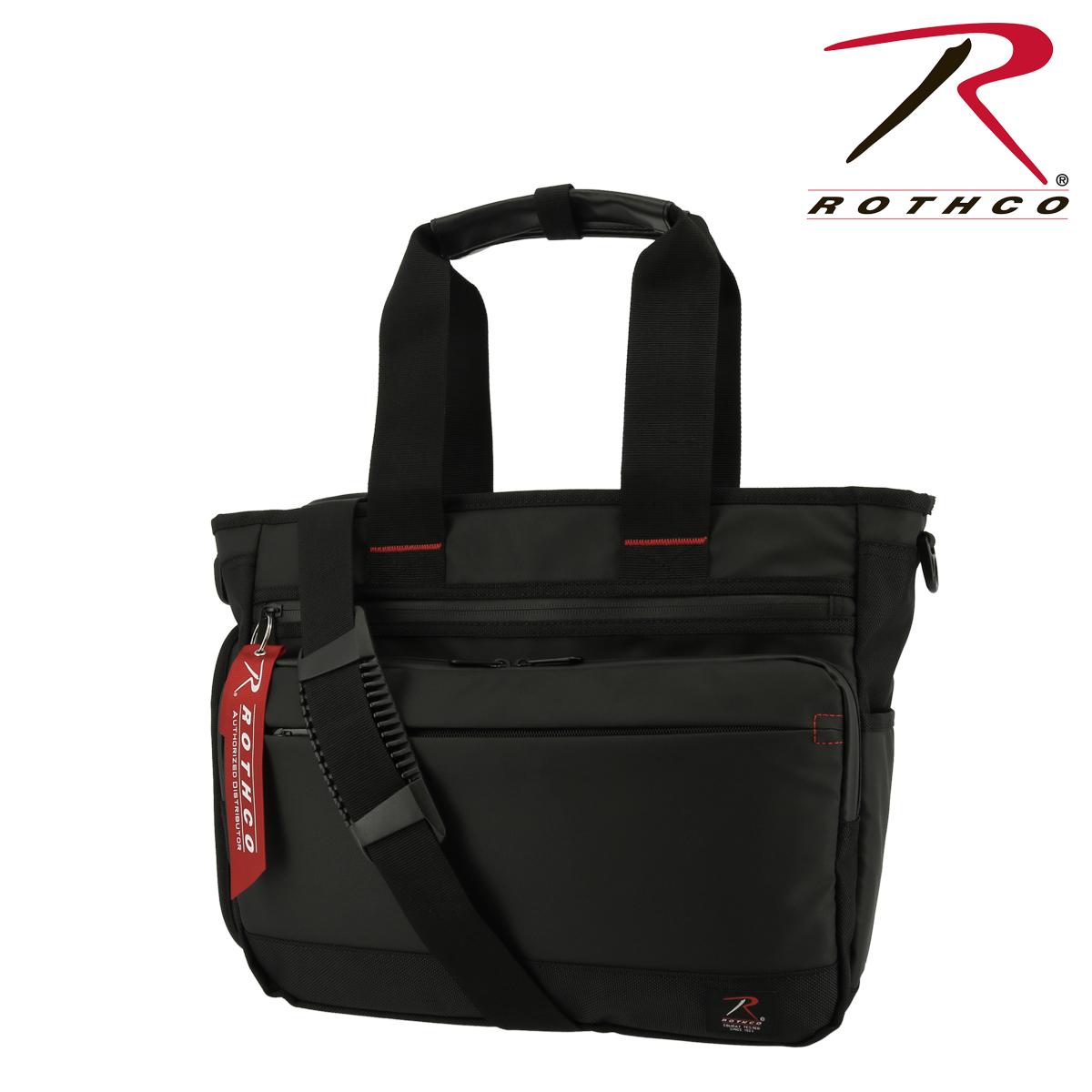 ロスコ トートバッグ B4 2WAY PROTECTION メンズ 45010 ROTHCO | ビジネストート ビジネスバッグ キャリーオン[PO10]