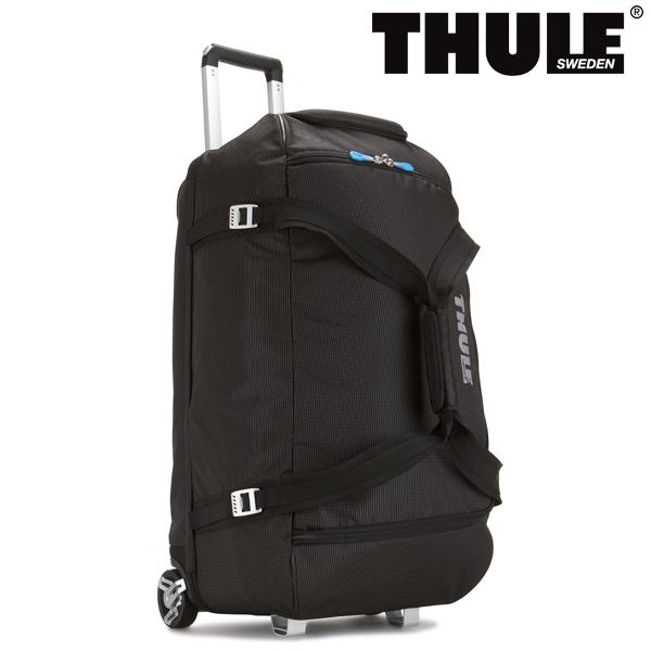 THULE スーリー キャリーバッグ TCRD-2 ブラック 【 Crossover 87 Liter Rolling Duffel 】【 ソフト キャリーケース スーツケース 】【PO10】【bef】【即日発送】