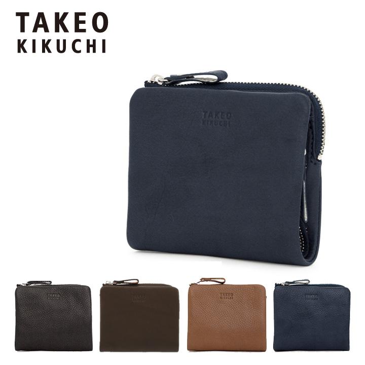タケオキクチ 二つ折り財布 ロビンシリーズ 812015 TAKEO KIKUCHI [bef][PO5][即日発送]
