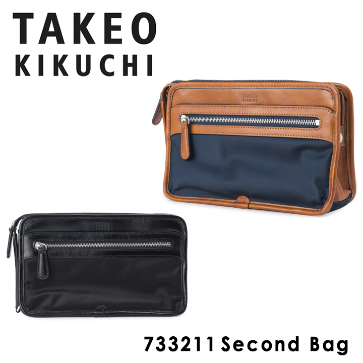 タケオキクチ セカンドバッグ 733211 ゲイル TAKEO KIKUCHI 【 クラッチバッグ メンズ 】【PO5】【bef】