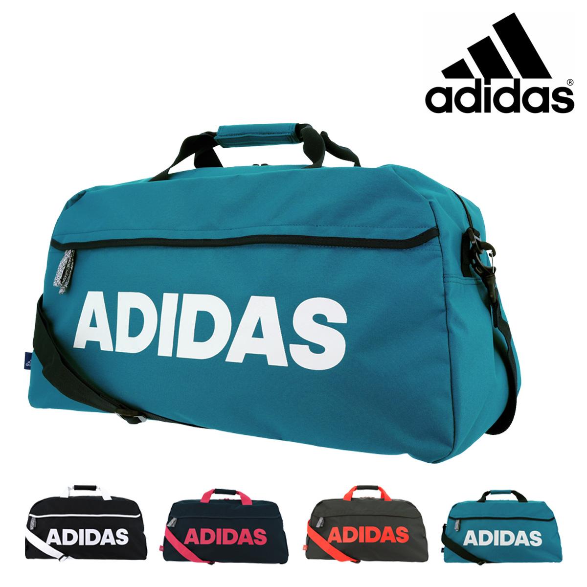 アディダス ボストンバッグ 2WAY メンズ レディース 57595 adidas | ショルダーバッグ 斜めがけ 旅行 修学旅行 大容量[PO10][bef]