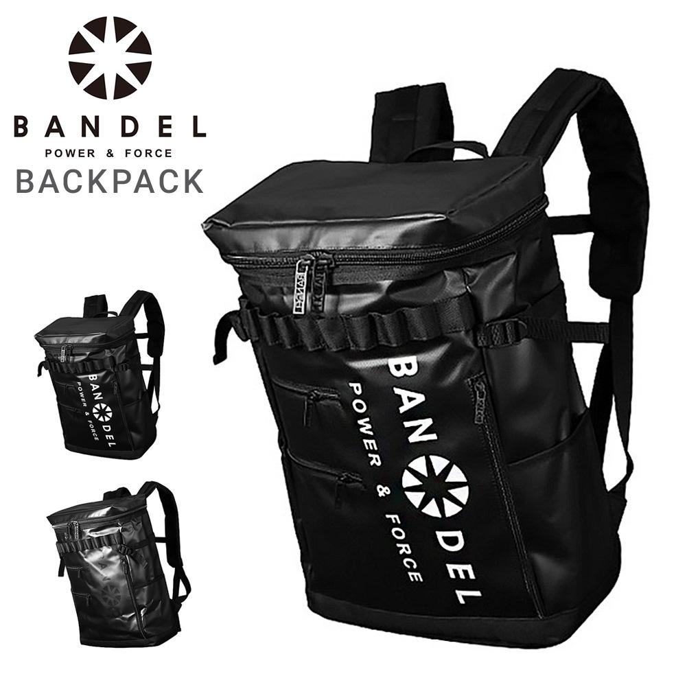 BANDEL バンデル バックパック 【 リュック リュックサック デイパック 】[PO10][bef]