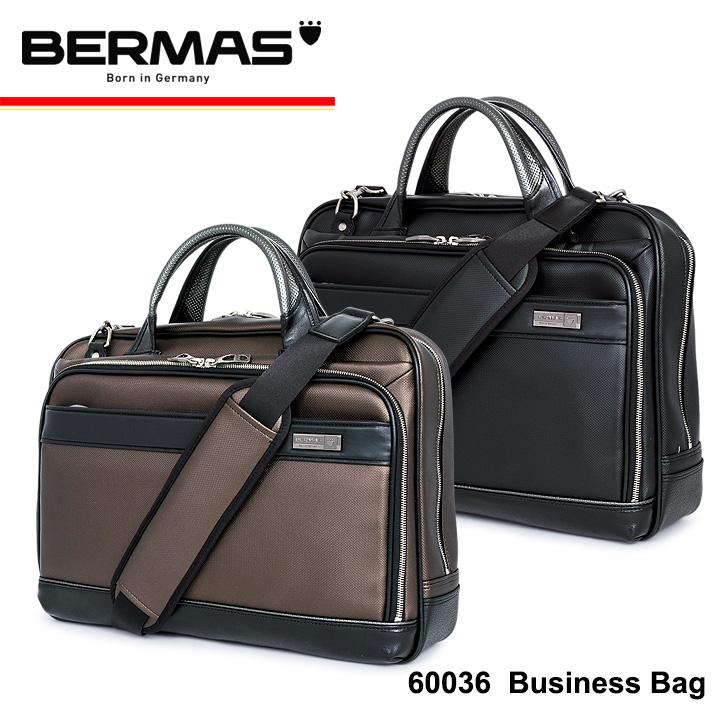 バーマス BERMAS ブリーフケース 60036 豊岡鞄 2way ビジネスバッグ メンズ トートバッグ トロッターバッグ [PO10][bef]