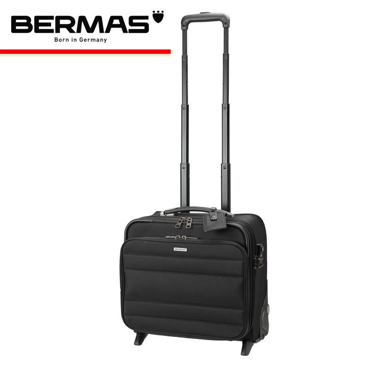 バーマス ビジネスキャリー 2輪 横型 ファンクションギアプラス|機内持ち込み 21L 36cm 3.9kg 60421|1年保証 ソフト ファスナー TSAロック搭載 スーツケース キャリーケース [PO10][bef]