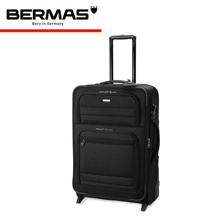 バーマス ビジネスキャリー 2輪 縦型 ファンクションギアプラス|55L 63cm 5.3kg 60425|拡張 1年保証 ソフト ファスナー TSAロック搭載 スーツケース キャリーケース [PO10][bef]