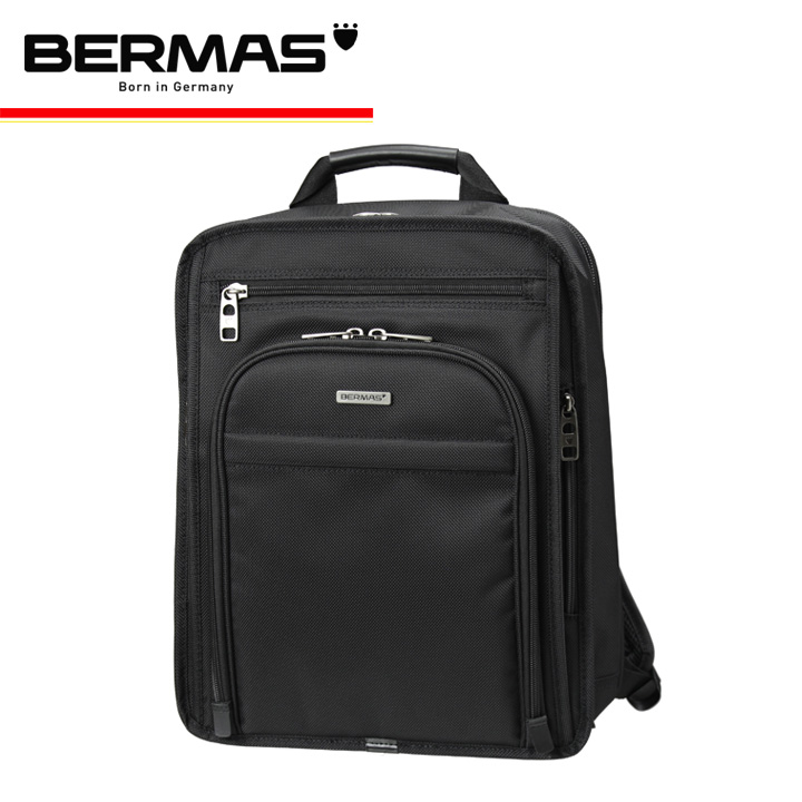 バーマス BERMAS ブリーフケース ファンクションギアプラス 60437 FUNCTION GEAR PLUS リュックサック ビジネスリュック [PO10][bef]