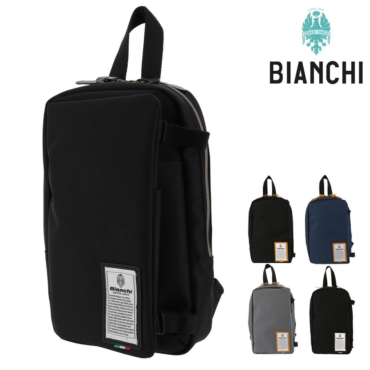 ビアンキ ボディバッグ ディバーゼ メンズ  NBTC64 Bianchi   ワンショルダー [PO10][bef]