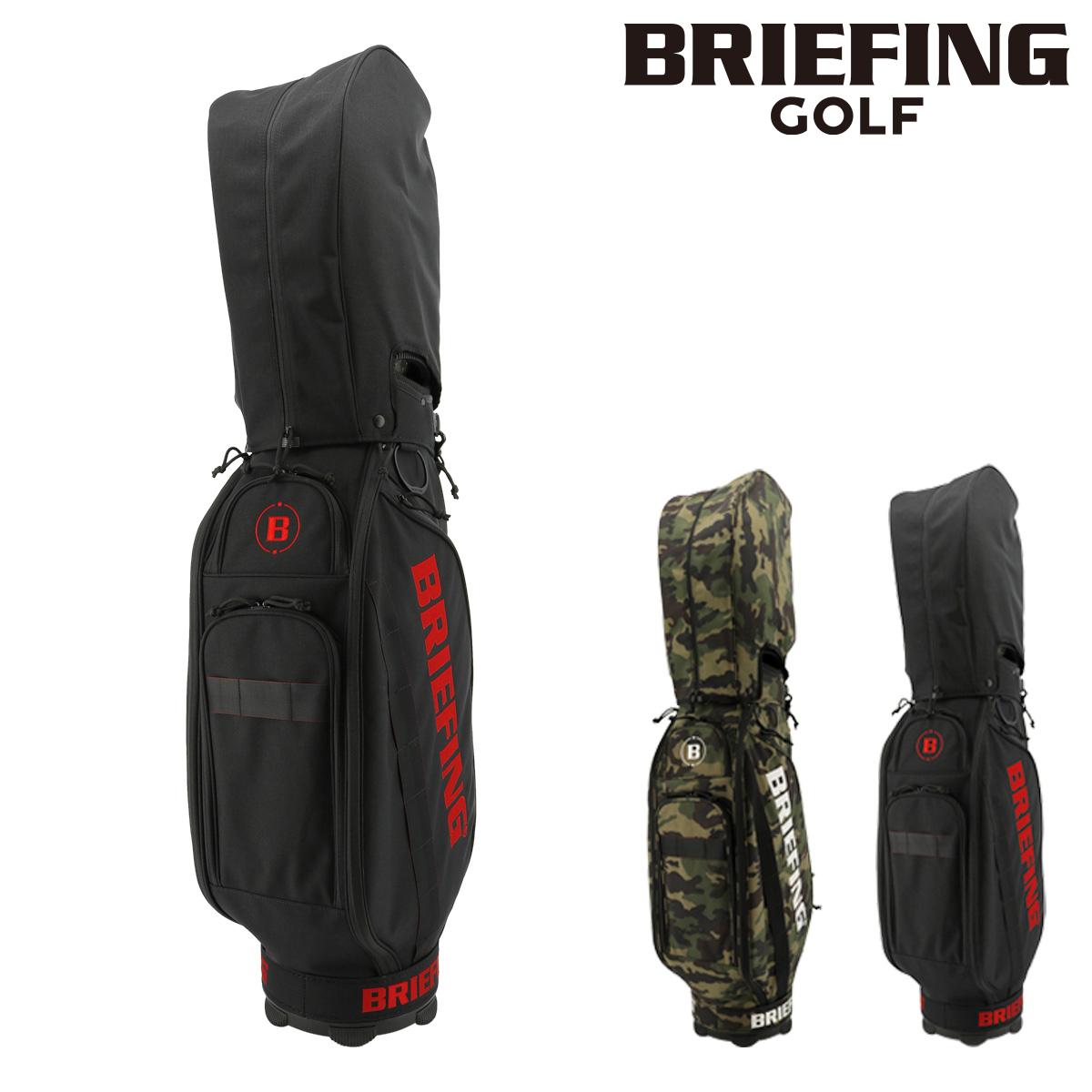 ブリーフィング ゴルフ キャディバッグ メンズ BRG191D03 BRIEFING CR-5 #01  バッグ [PO10][bef][即日発送]