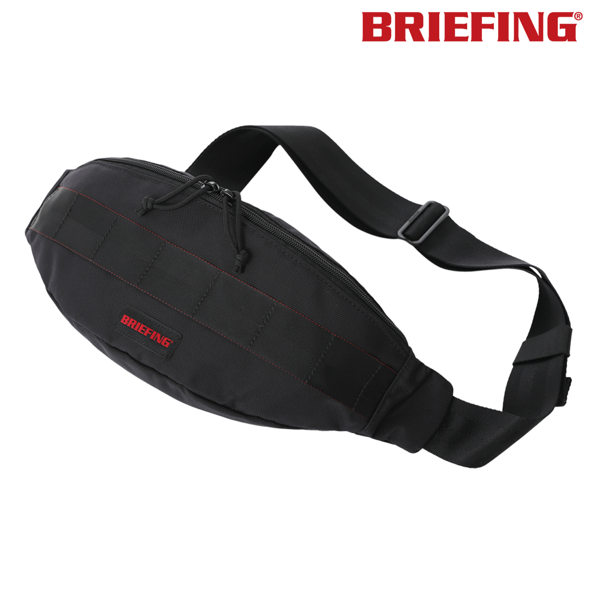 ブリーフィング ボディバッグ メンズ BRW201L08 BRIEFING TRIPOD MW | 当社限定 別注モデル ワンショルダー 軽量[即日発送][PO5]
