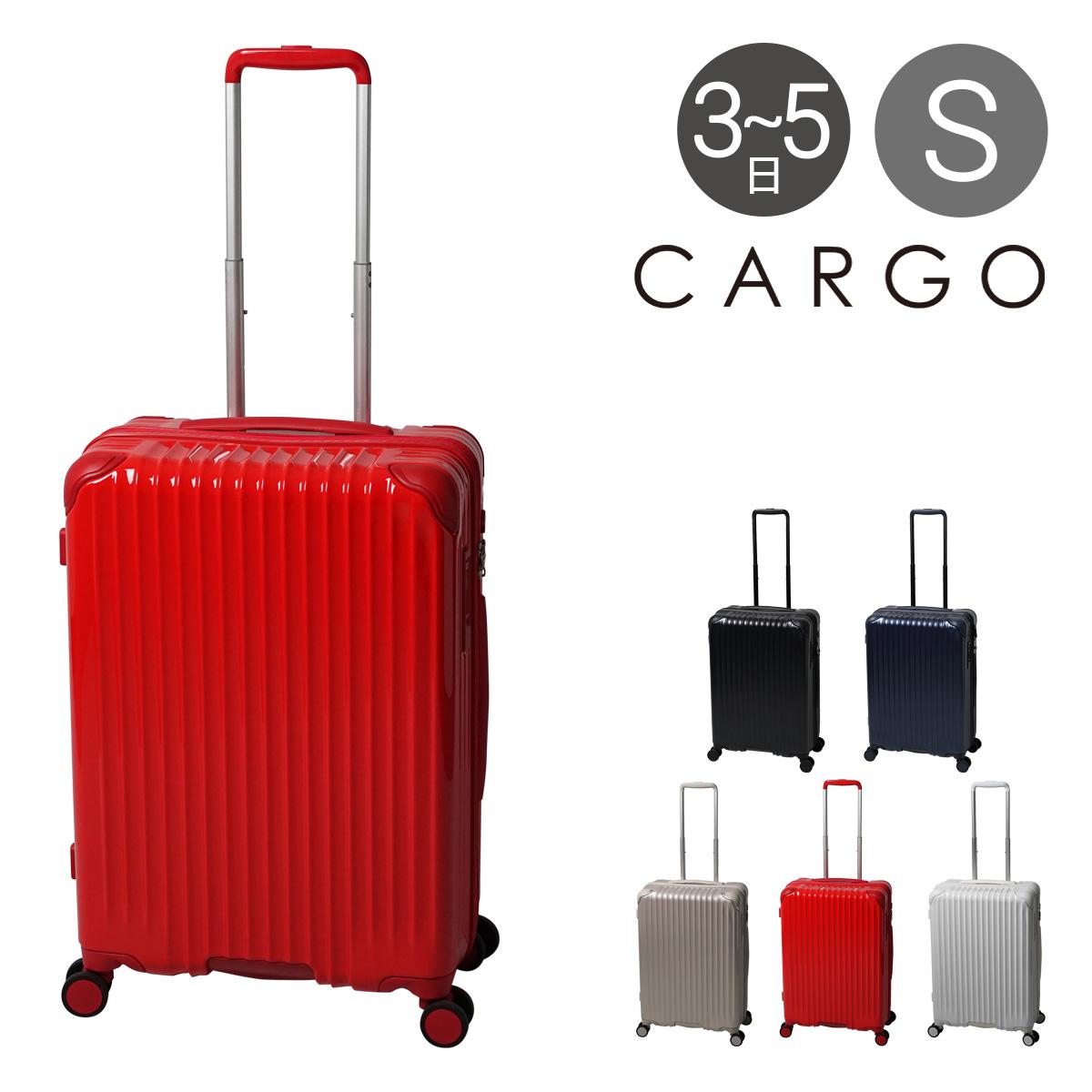 カーゴ スーツケース 56L 57.5cm 3.5kg エアスタンド CAT635ST CARGO AiR STAND ハード ファスナー キャリーバッグ キャリーケース ストッパー付き 静音 TSAロック搭載 HINOMOTO[PO10]