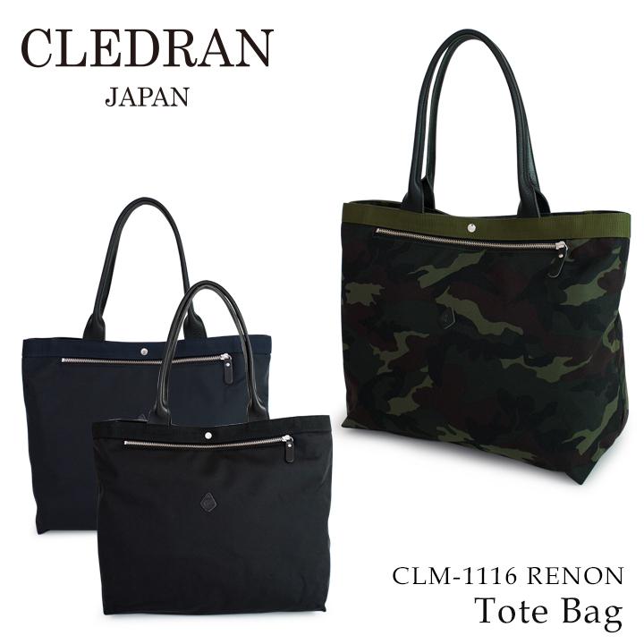 クレドラン CLEDRAN トートバッグ CLM-1116 RENON SHOPPER ハンドバッグ [PO20][bef]