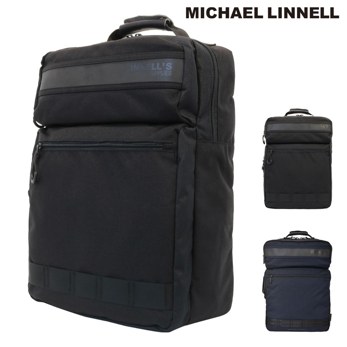 マイケルリンネル リュック メンズ F-237 MICHAEL LINNELL | バックパック フィセブレイブ FICCEBRAVE [PO5][bef][即日発送]