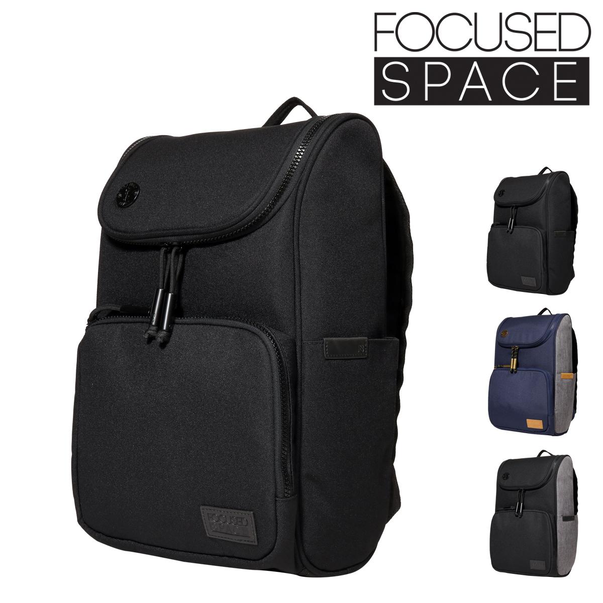 フォーカスドスペース リュック A4 THE CONTINUUM MINI メンズ レディース FS1248 Focusedspace | リュックサック [PO10]