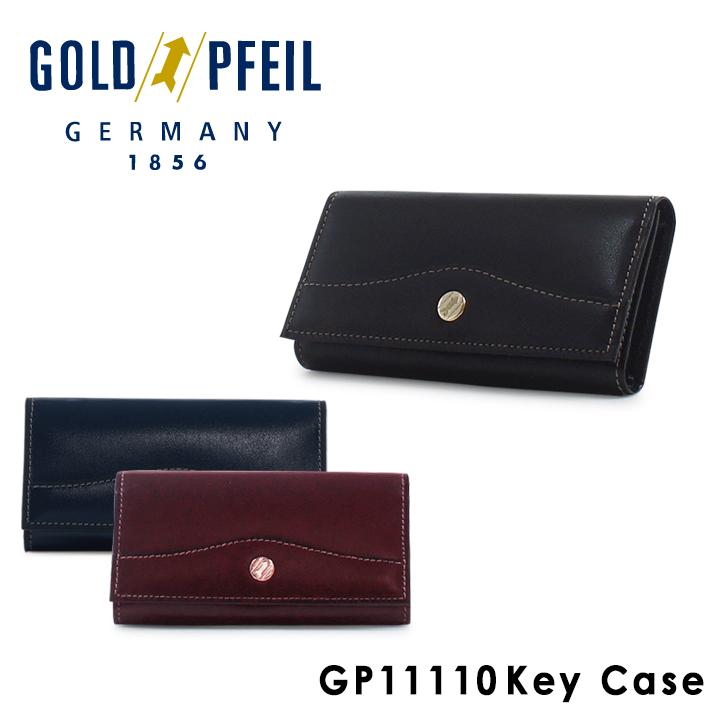 ゴールドファイル GOLDPFEIL キーケース GP11110 OXFORD メンズ レザー [PO10][bef]