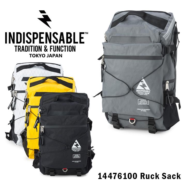 インディスペンサブル INDISPENSABLE リュック 14476100 X-Pacシリーズ 【 リュックサック デイパック バックパック メンズ レディース ユニセックス 】【PO10】【bef】