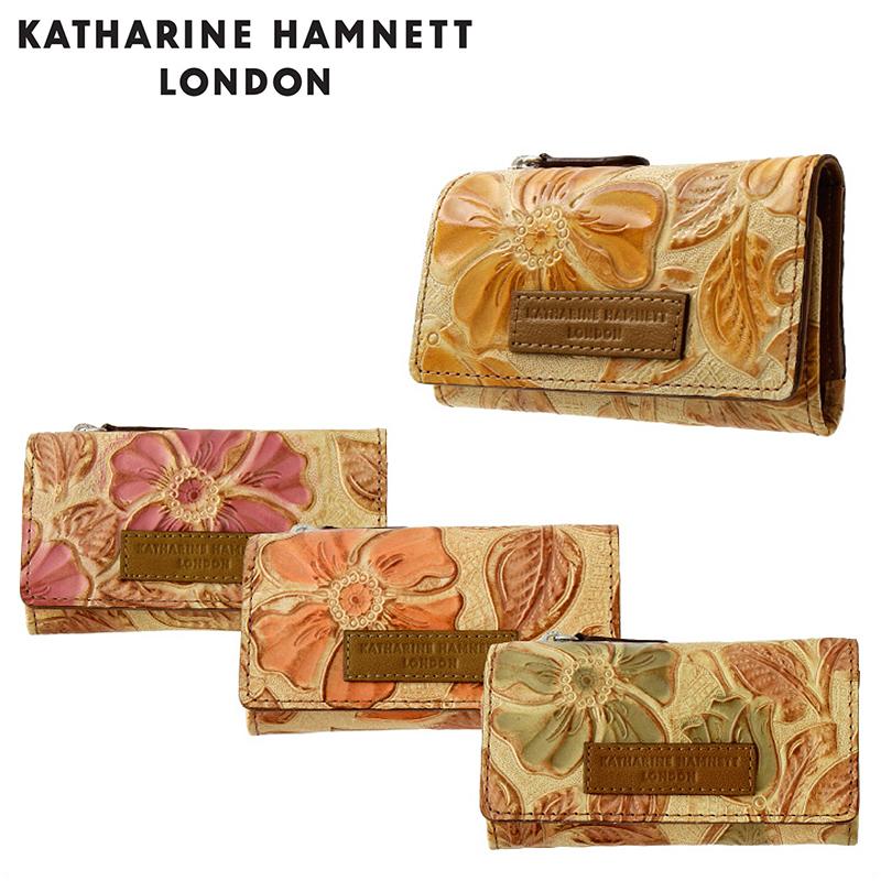 キャサリンハムネット キーケース KHP261 KATHARINE HAMNETT ローザ レディース 革 レザー [PO5][bef]