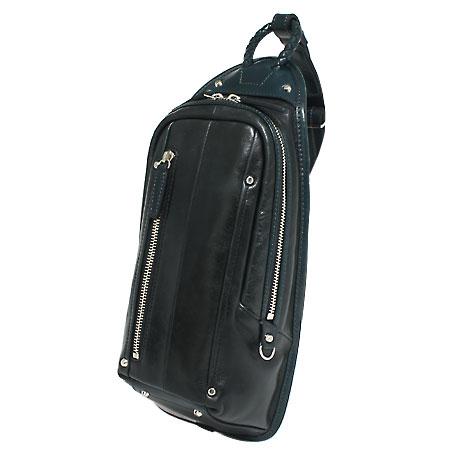 【 キーファーノイ (Kiefer neu) 】 ボディバッグ チャオ 1611C 10 BLACK ブラック 【 キーファー・ノイ Ciao ショルダーバッグ 】【BAG/バッグ/バック】【メンズ/レディース】【送料無料】[PO10][bef]