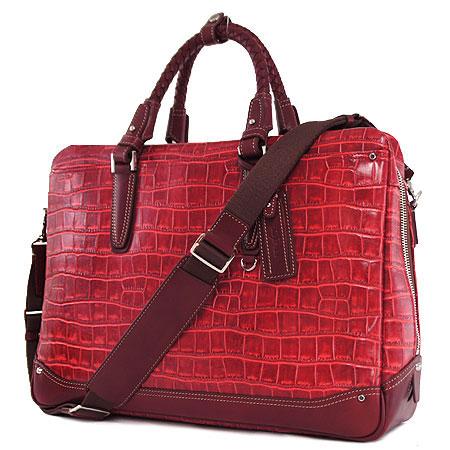 キーファーノイ B4 ブリーフケース アモーレ 2200A 30 RED レッド Kiefer neu Amore ビジネスバッグ トートバッグ ショルダーバッグ [PO10][bef]