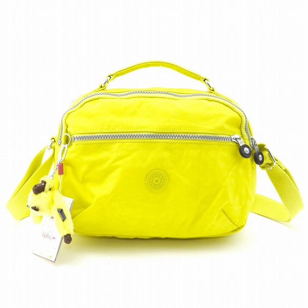 Kipling Kipling shoulder bag K15338-25G YELINDA Honey Dew