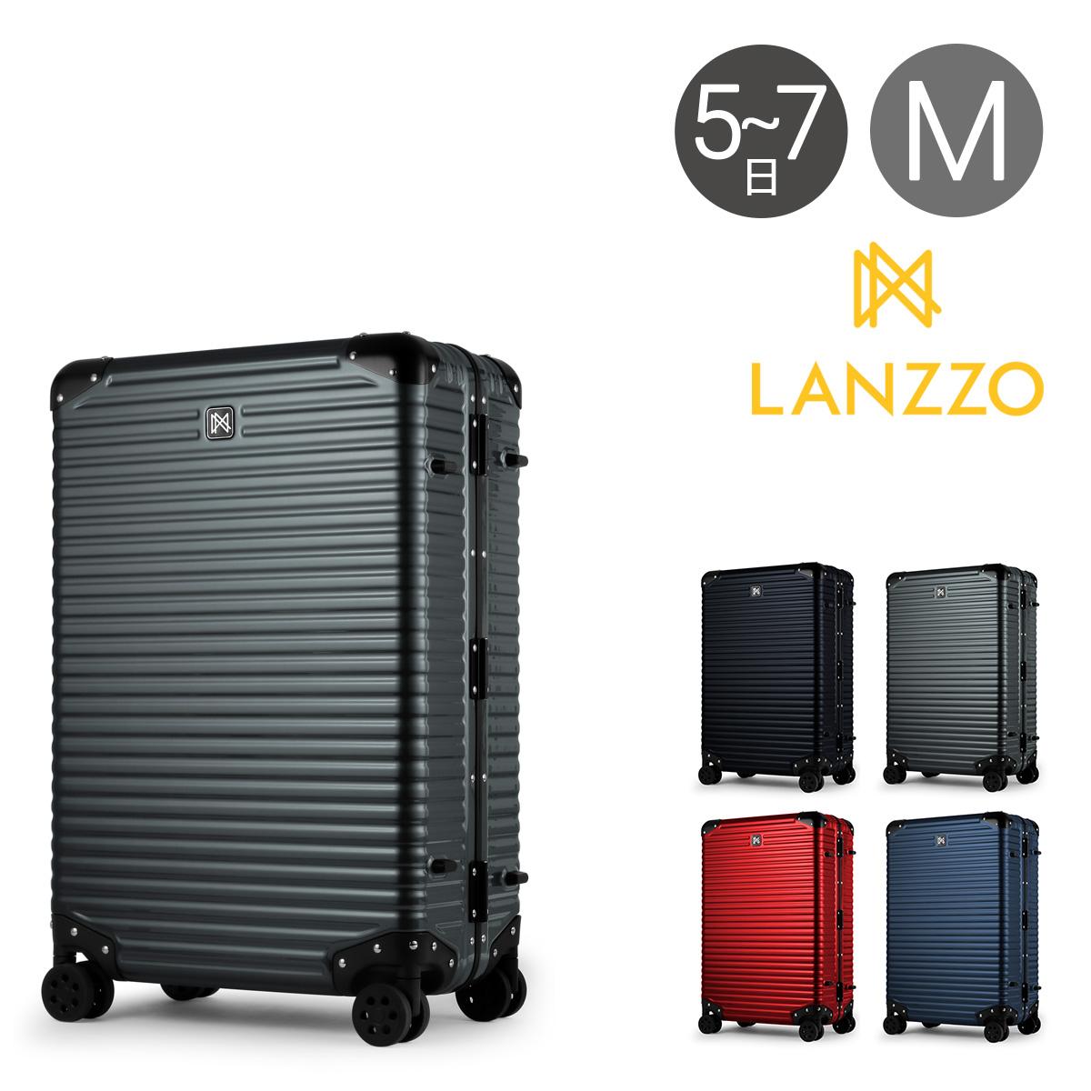 ランツォ スーツケース ノーマンライト 27インチ|64L 64cm 5kg|軽量 5年保証 ハード フレーム TSAロック搭載 キャリーケース LANZZO[bef]