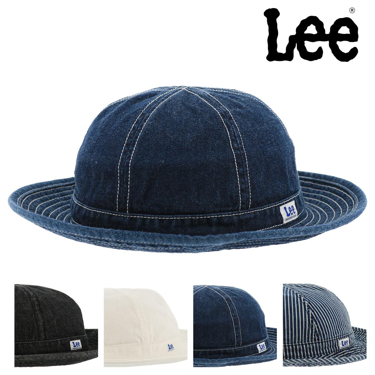 ハット メンズ レディース Lee デニム 100176307|メトロハット 帽子 コットン リー [bef][即日発送]