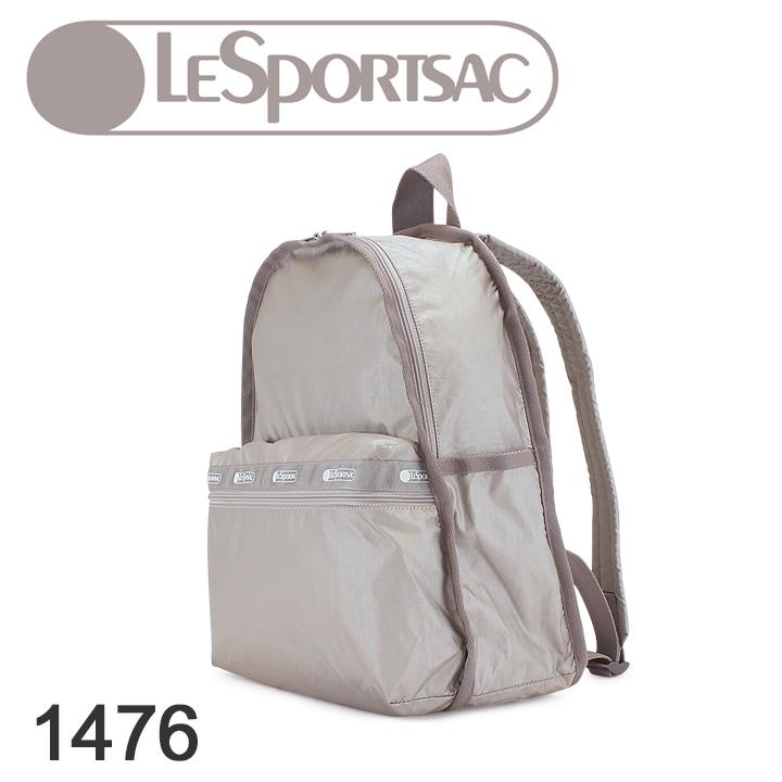 レスポートサック リュック メンズ レディース ユニセックス デイパック バックパック 当社限定 復刻版 BASIC BACKPACK 1476(7812)LeSportsac [bef][母の日]