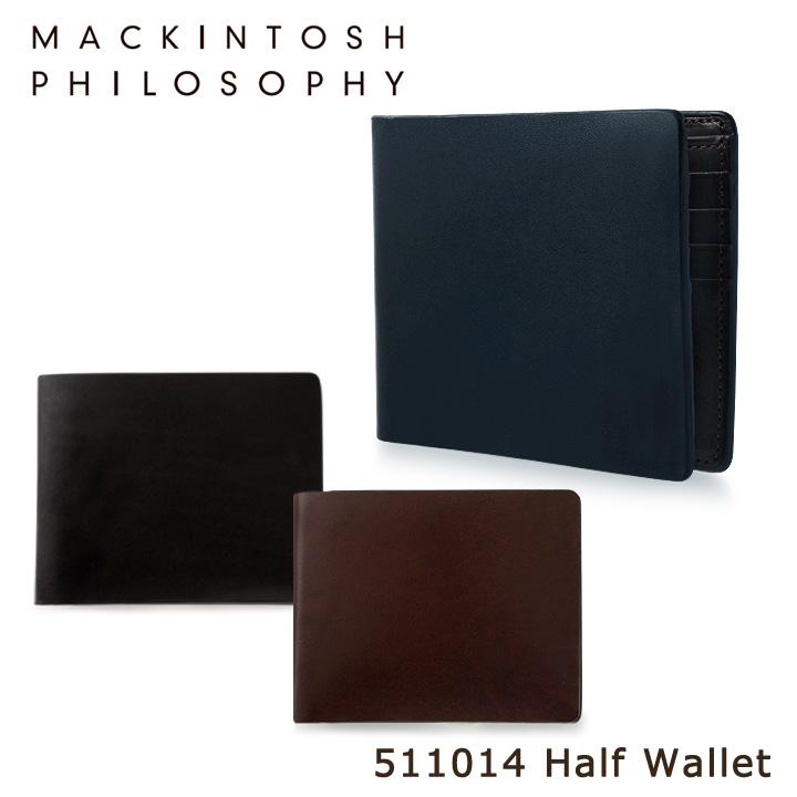 マッキントッシュ フィロソフィー MACKINTOSH PHILOSOPHY 財布 MAP-511014 ブラッドノックシリーズ 二つ折り 札入れ メンズ [PO10][bef][即日発送]