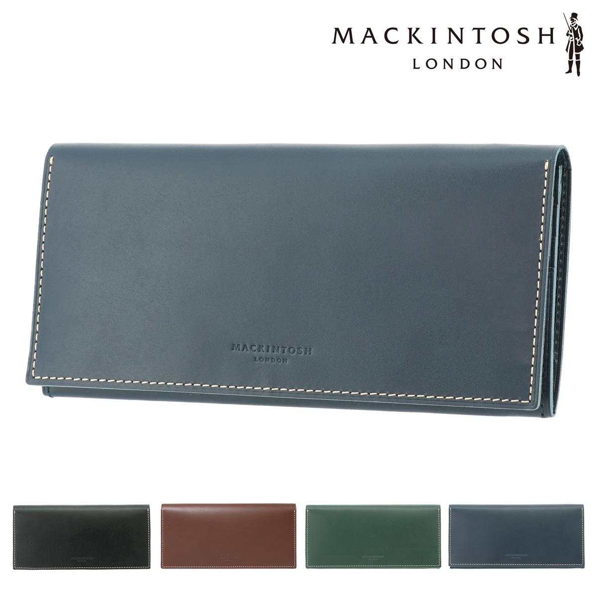 マッキントッシュ ロンドン 長財布 ワン メンズ 60032 MACKINTOSH LONDON | 牛革 本革 レザー ブランド専用BOX付き[PO5]