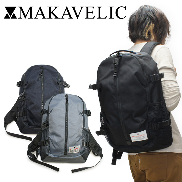 マキャベリック MAKAVELIC リュック 3106-10115 TRUCKS COCCON BACKPACK 【 トラックス バックパック リュックサック デイパック 】[PO10][bef]