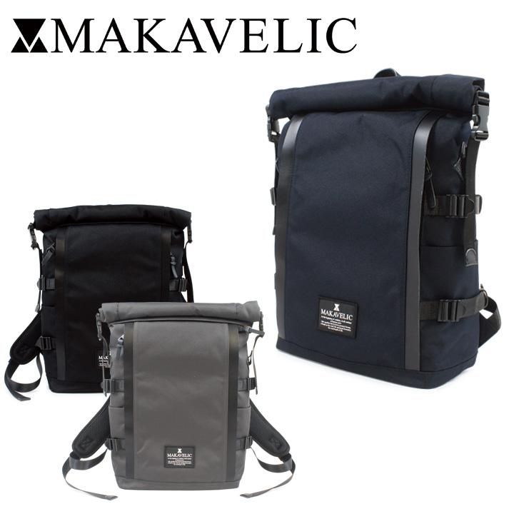 マキャベリック MAKAVELIC リュック 3106-10120 CHASE CYCLIST BACKPACK チェイス バックパック リュックサック [PO10][bef]