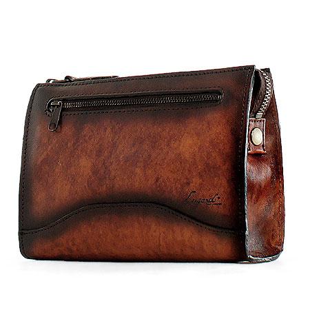 青木鞄 セカンドバッグ 5211 50 ブラウン アオキ カバン Lugard G3 ラガード ジースリー バッグ ビジネスバッグ メンズ 紳士 革 レザー [PO10][bef]