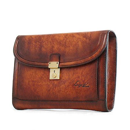 青木鞄 セカンドバッグ 5217 50 ブラウン アオキ カバン Lugard G3 ラガード ジースリー バッグ ビジネスバッグ メンズ 紳士 革 レザー [PO10][bef]