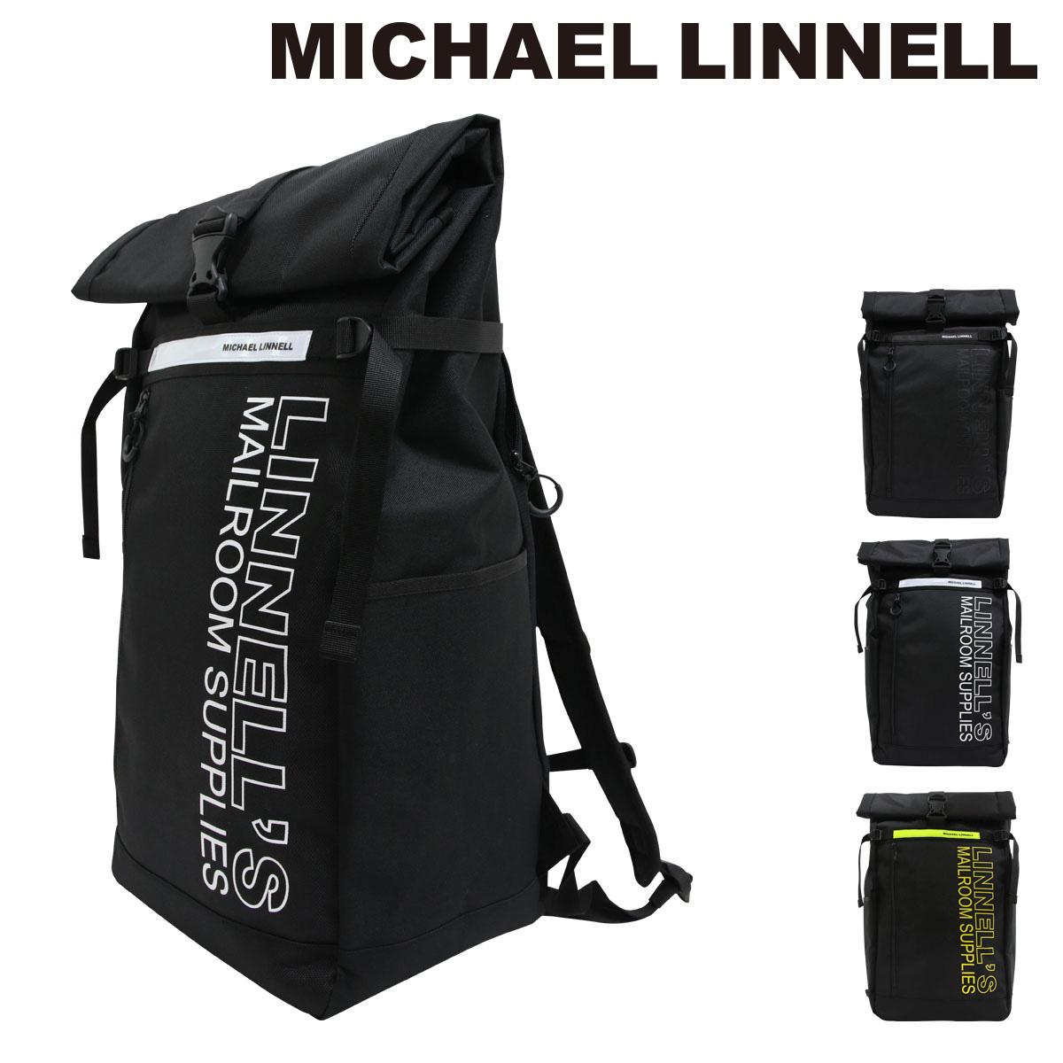 マイケルリンネル リュック 45L メンズML-027 MICHAEL LINNELL | リュックサック バックパック