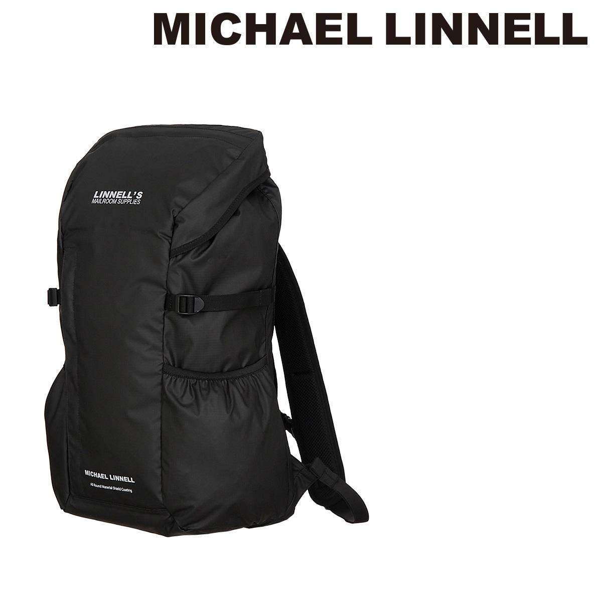 マイケルリンネル リュック MLAC-02 MICHAEL LINNELL ショルダーバッグ コーデュラナイロン リフレクター 撥水 軽量 メンズ【PO10】【bef】