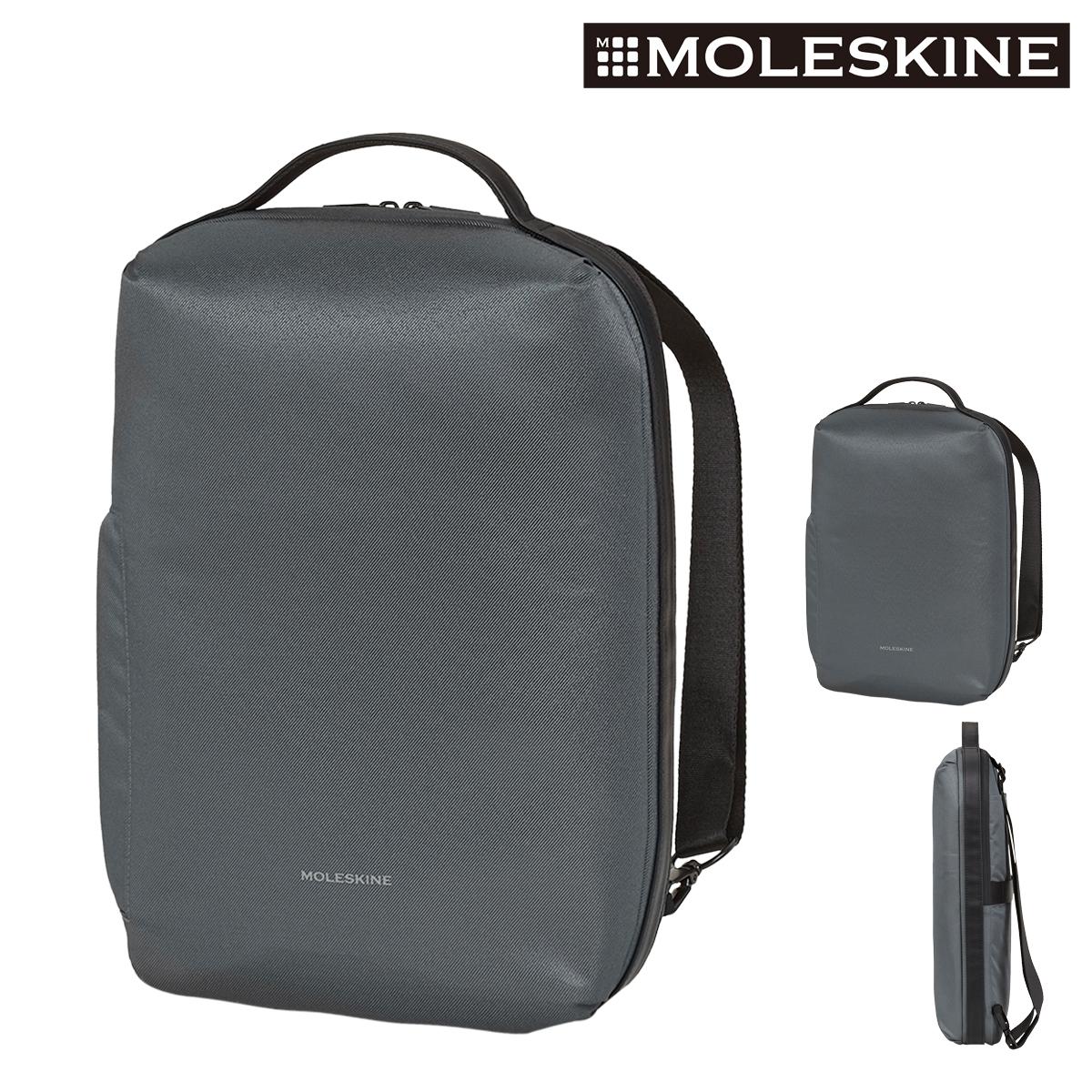 モレスキン リュック NotebookBAG メンズ レディース Moleskine | デバイスバッグ キャリーオン[bef][PO10]
