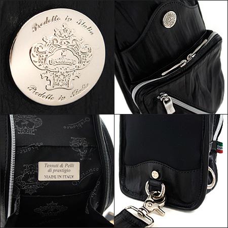 3386 orobianco Shoulder bag IBRIDELLO-Z7 MOUCH NERO