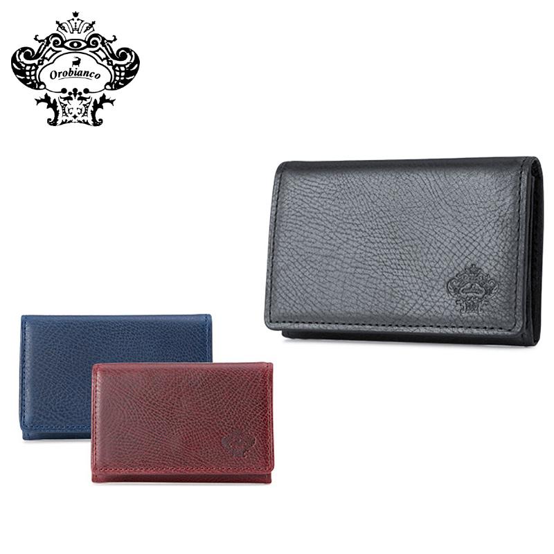 オロビアンコ 財布 小銭入れ 日本製 本革 レザー メンズ ORS-030608 コインケース [PO5][bef]