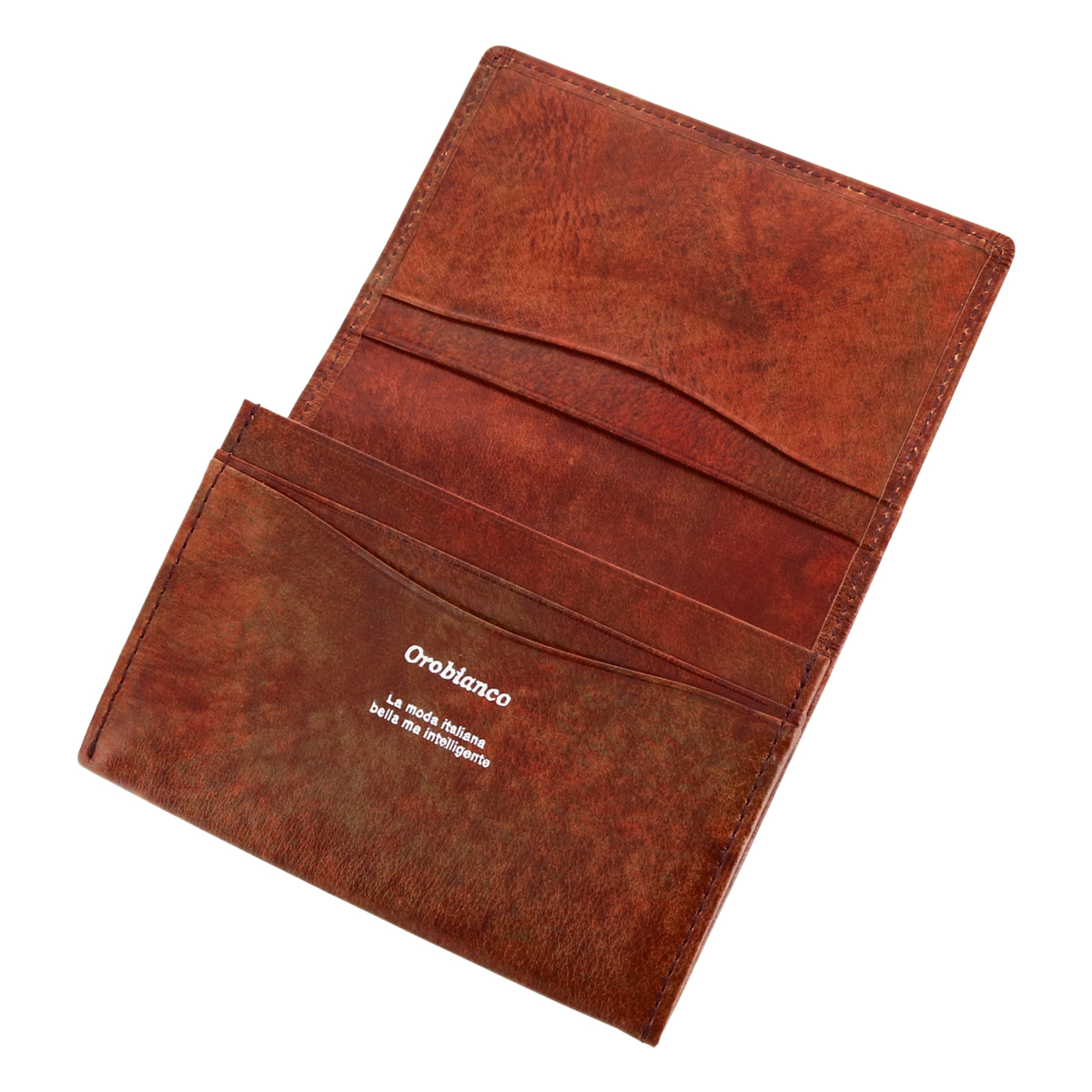 オロビアンコ名刺入れ本革patinaパティナメンズORS-071309日本製Orobianco|牛革レザー