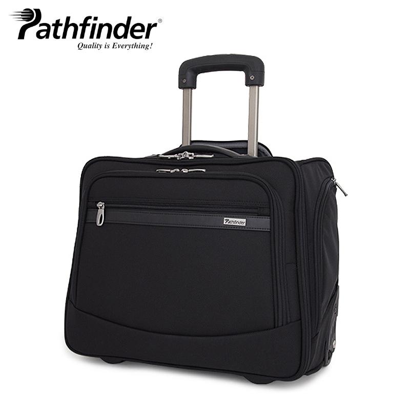 パスファインダー Pathfinder スーツケース PF1817B 39cm AVENGER 【 2輪ビジネスキャリー ソフトキャリー ダイヤル式TSAロック 機内持ち込み可能 】[PO10][bef]