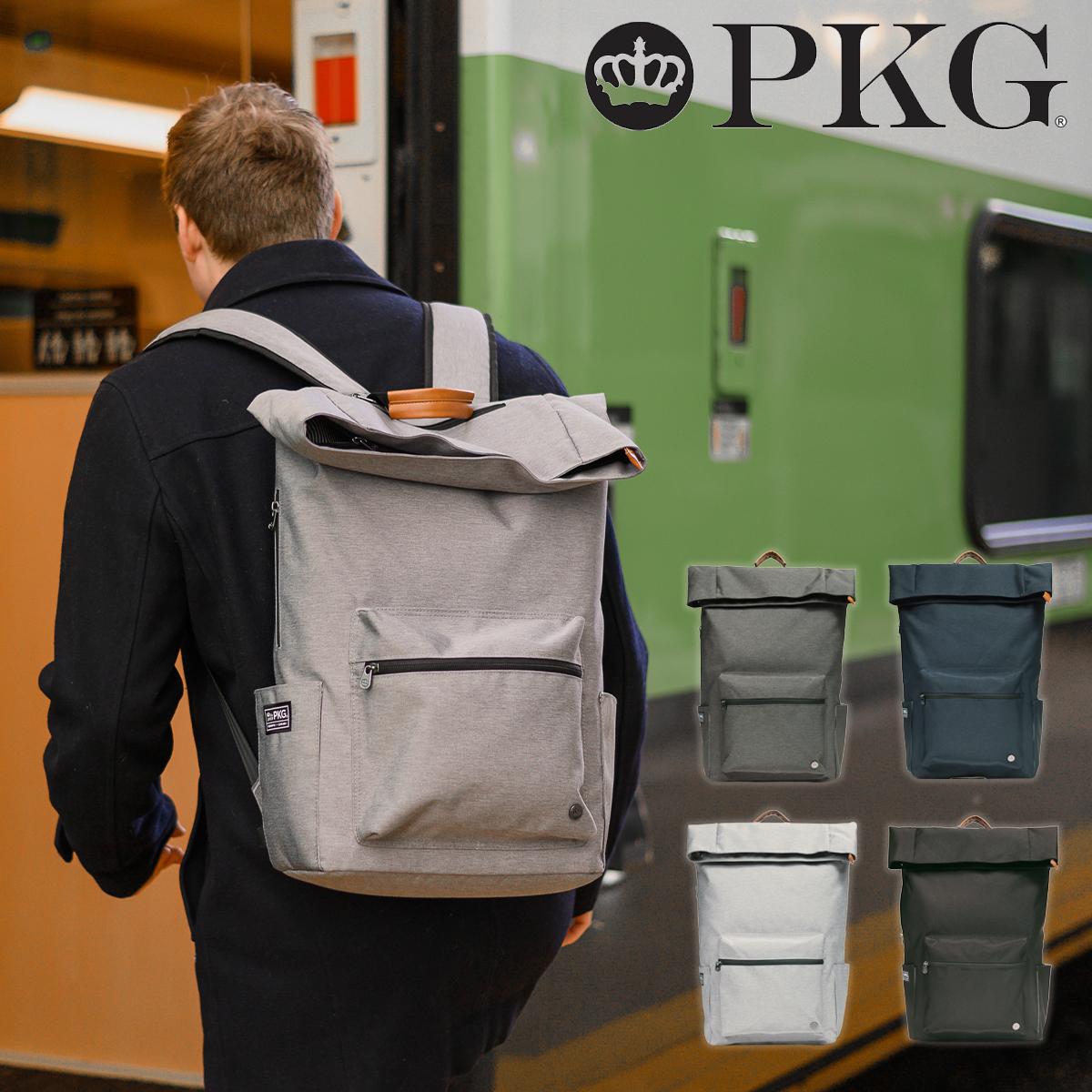 PKG リュック A4 25L BRIGHTON メンズ レディース 24BR ピーケージー | リュックサック 軽量 撥水 ビジネス [PO10][bef][即日発送]