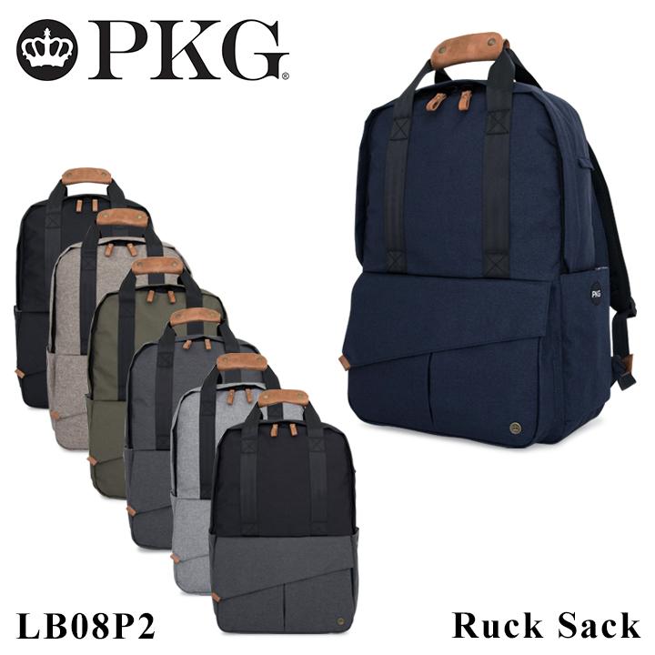 ピーケージー PKG リュック LB08P2 DRI collection 【 リュックサック デイパック バックパック ビジネス カジュアル タウン 】[PO10][bef]