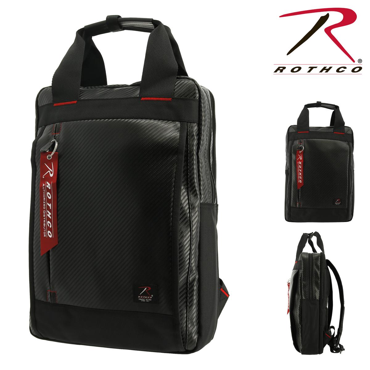 ロスコ リュック B4 2WAY SPARK メンズ 45015 ROTHCO | ビジネスリュック ビジネスバッグ キャリーオン