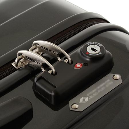 三興順馳手提箱 WORLDSTAR 拉鍊模型 WSZA 57 青銅色 57 釐米