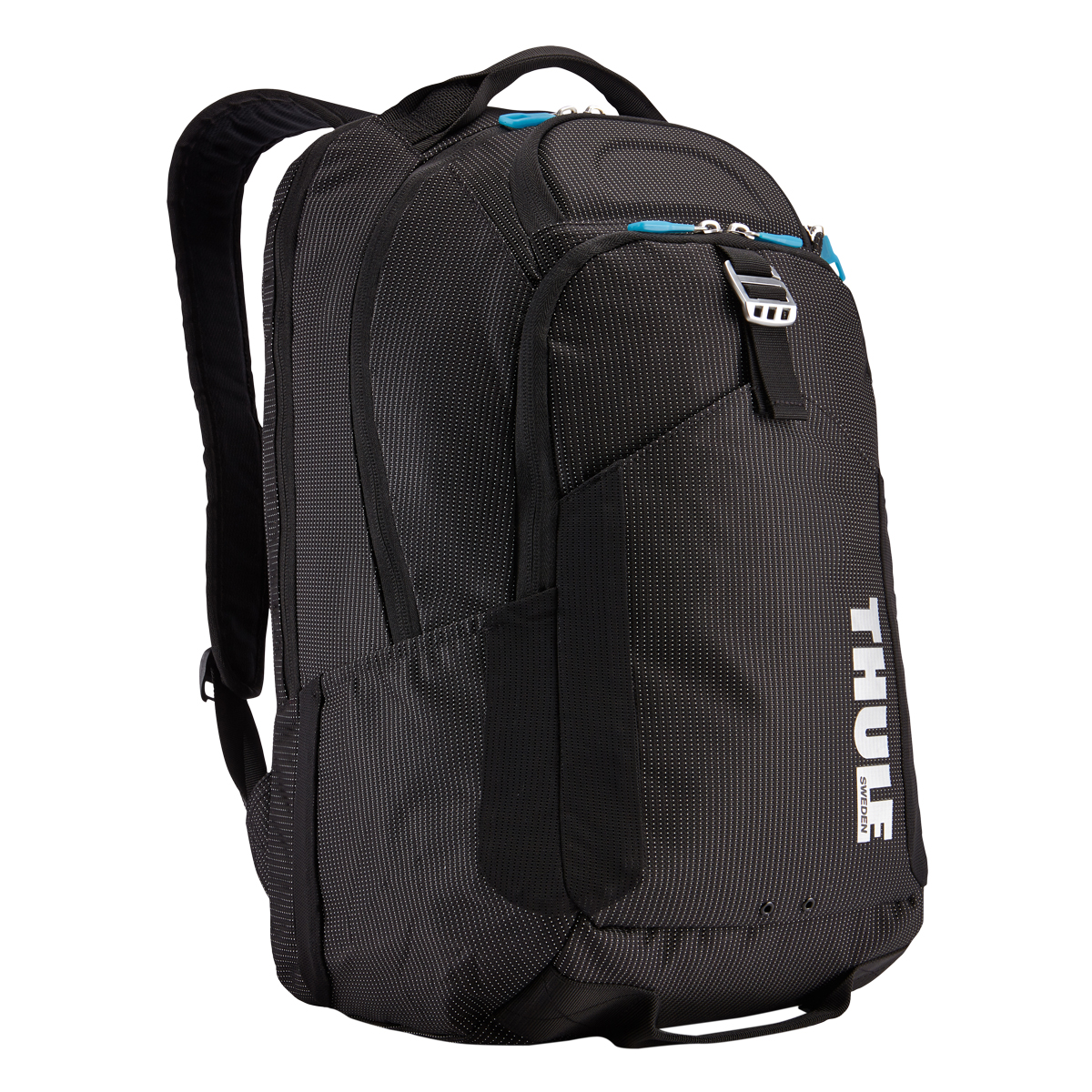 THULE スーリー バックパック TCBP-417 ブラック 【 Crossover 32L Backpack 】【 リュック デイパック バッグ 15インチノートパソコン収納 】 【 リュックサック 】[PO10][bef][即日発送]