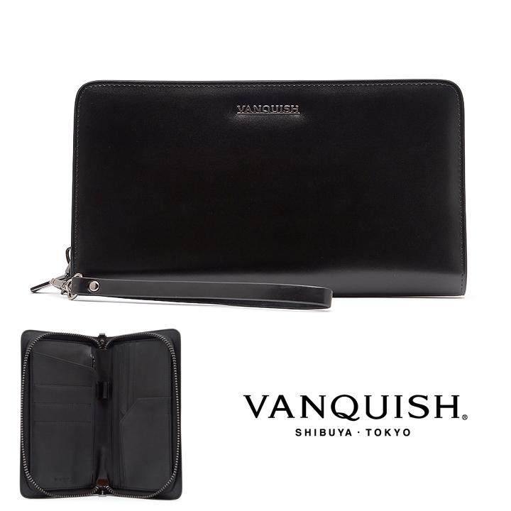 ヴァンキッシュ ガジェットケース ルストロ VQM-41230 VANQUISH トラベルケース パスポートケース メンズ[PO10][bef]