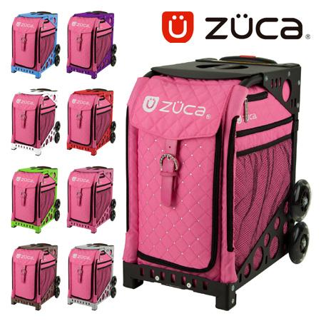ズーカ キャリーケース メンズ レディース キャリーバッグ スーツケース スポーツ ホットピンク Sport Hot Pink 003 ZUCA[PO10][bef]