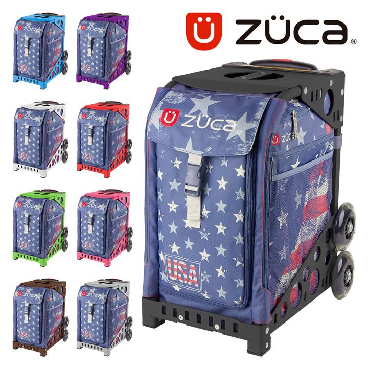 ズーカ キャリーケース メンズ レディース キャリーバッグ スーツケース スポーツ ユーエスエー GO USA 144 ZUCA[PO10][bef]