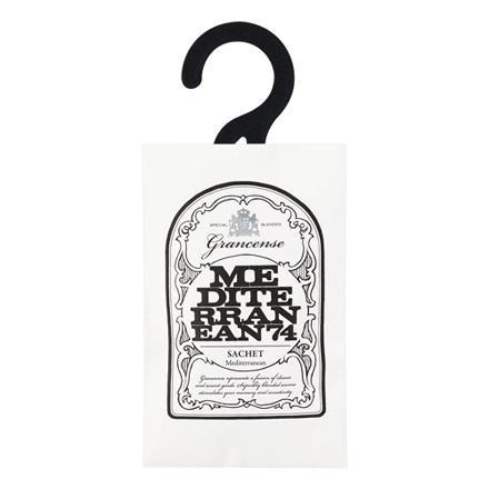 あす楽 土曜も発送 3 980円以上で送料無料 grancense グランセンス のサシェは旅先や収納の中などに幅広くお使い頂けます サシェ ギフト プレゼント 大人気 贈り物に 香り袋 日本限定 メディテレーニアン