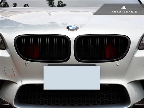 (前期後期) BMWフロントグリル RD-BGF10PM ピアノ&マットブラック (BMWグリル BMW パフォーマンス フロントグリル 便利グッズ 交換 ラジエーターグリル 車用品 アクセサリー 車 グッズ パーツ) 5シリーズF10セダン F11ツーリング