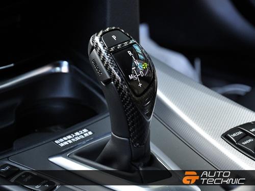 【オートテクニック】【BMW スポーツAT】カーボン・セレクター レバー グリップ